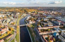 Sostinės Žaliasis tiltas greitai pasikeis neatpažįstamai