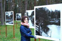 Fotografijose – istorinė Kulautuvos atmintis
