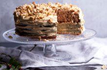 Trys šventinio pyrago paslaptys ir vienas tobulas receptas
