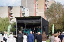 Šilainių šventėje – aplodismentais lydimos meno kolektyvų varžytuvės