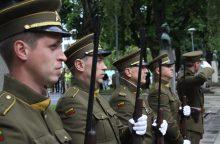 Kaune bus minima Šaulio diena ir 99-osios Sąjungos įkūrimo metinės