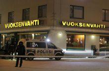 Suomijoje nušautos trys moterys – miesto merė ir dvi žurnalistės