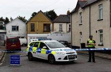 Dėl išpuolio Londono metropolitene sulaikyti dar du vyrai