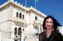 Maltos žurnalistė žuvo sprogus automobilyje padėtai bombai