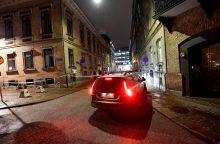Švedijoje dėl bandymo padegti sinagogą areštuoti trys asmenys