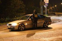 Pareigūnai tikrino, ar vairuotojai neragavo alkoholio