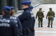 Belgija paleido į laisvę keturis apklaustuosius po atakos stotyje