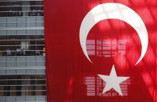 Turkijoje per valdančiosios partijos rinkimų kampanijos renginį nušauti trys žmonės