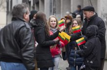 Lietuviai nelinkę ginti savo pažeistų teisių