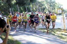 Medikas apie bėgikus: pirmąkart pajutus tokius požymius geriau nejuokauti