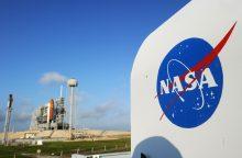 Talentingiems studentams – konkursas dėl stažuočių NASA tyrimų centre