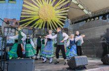 Klaipėdoje – spalvinga tautinių bendrijų fiesta