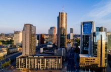 Rado, kas įvertins Vilniaus patrauklumą investuotojams