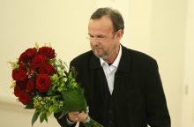 Poetui R. Rastauskui ir architektui A. Žebrauskui – valstybinės pensijos