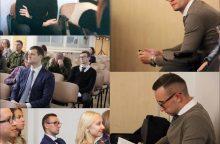 Įspėjo studentus saugotis Rusijos žvalgybos karininko