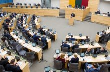 Seimas mokytojams atlyginimų nepakėlė, bet savo padėjėjams atseikėjo
