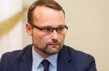 Naujasis kultūros ministras norėtų Vilniuje įkurti literatūros klubą