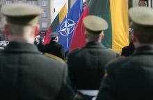 Lietuva mini narystės NATO 15 metų jubiliejų