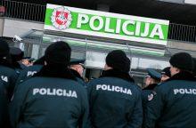 Tyrimas: informacija dėl nepagrįsto pinigų išmokėjimo policininkams nepasitvirtino