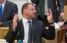 """Sugedus """"Spartanui"""", premjerui į Lietuvą tenka grįžti reisiniais lėktuvais"""