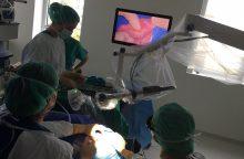 3D vaizdas – ne tik kine, bet ir operacinėje
