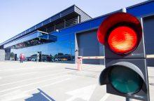VSD statybų pabaigtuvėms – beveik 8 mln. eurų