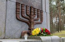 Atminimo ženklais bus pagerbti žydus gelbėję kunigai