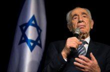F. Kukliansky: Sh. Peresas buvo tikras litvakas