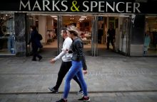 """""""Marks & Spencer"""" vietą Gedimino prospekte užims """"Huracan Coffee"""""""