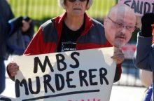 Prisipažino: žurnalistas J. Khashoggi nužudytas Stambulo konsulate