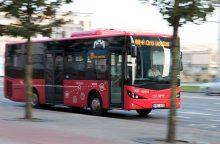 88 maršruto autobusai papildomai stos Žirnių stotelėje