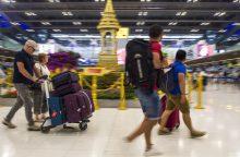 Vizų į Tailandą lietuviams nebereikės