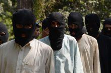 Prancūzų kovotojų pasirodė IS gretose Afganistane