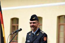 NATO energetinio saugumo kompetencijos centrui vadovaus R. Petkevičius