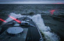 Lietuvos kariuomenė pirks naują laivą