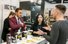 Aromatingiausia paroda trauks ir kulinarijos profesionalus, ir mėgėjus