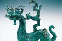 Pirmą kartą muziejaus istorijoje pristatoma senoji Kinijos dailė