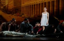 Operos ir baleto teatras atgaivino Romeo ir Džiuljetos istoriją