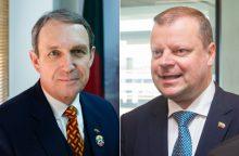 Prezidentiniai reitingai: sunerimti turėtų S. Skvernelis ir A. Juozaitis