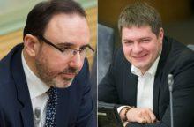 VRK nutraukia A. Gelūno įgaliojimus Seime, mandatą gaus A. Mazuronis