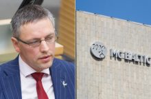 "Teismas skelbs sprendimą ""MG Baltic"" byloje prieš V. Baką"