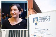 Į Karalienės Mortos mokyklos projektą – milijoninė investicija