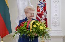 Vasario 16-osios išvakarėse Lietuvą sveikina prezidentai ir karaliai