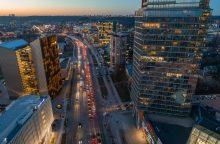 Spūstys Vilniuje prieš šventes: pataria, kaip lengviau keliauti mieste