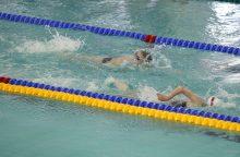 Veteranų žaidynėse Malaizijoje Lietuvos plaukikai pasipuošė aštuoniais medaliais
