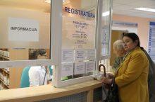 Poliklinikose ir ligoninėse neliks popierinių pacientų kortelių