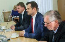 """Platina žinią Europai apie """"radikalios kairės"""" įsigalėjimą LSDP"""