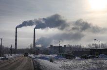 Lietuva privalo gerokai sumažinti oro taršą