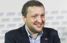 """A. Guoga apie konkurenciją """"Žalgiriui"""": mūsų biudžetas turi siekti apie 10 mln. eurų"""