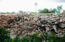 """Ekspertai: dėl """"Žalgirio"""" stadiono sklypo teks ieškoti kompromiso"""